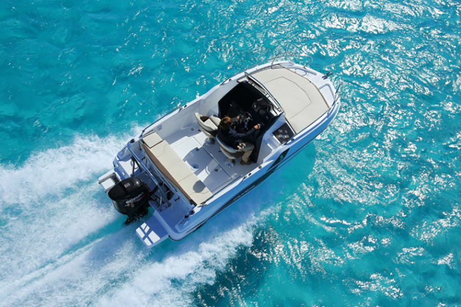 Rent Motorboat Beneteau Flyer 5 5 Ibiza