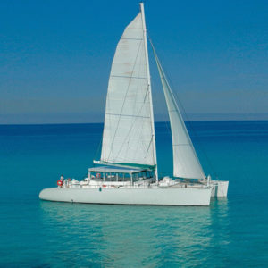147-guests-commercial-sailing-catamaran-ibiza
